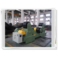 Quality Motorized Travel Self Aligned Pipe Rotators for Welding , 250ton for sale