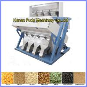 Quality grains color sorter, beans color sorter, bad beans sorting machine for sale
