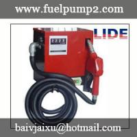 Quality Diesel transfer pump Unit , Closed construction electric transfer assy for sale