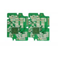 Quality High Thermal Conductivity FR4 PCB 10 Layer 3 Mil Rapid Prototyping Circuit Boards for sale