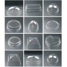 design PS plastic lid Factory direct plastic water cups lids for sale