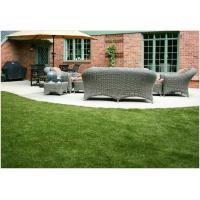 Quality Safe And Durable Artificial Grass For Landscaping 45mm 14700 Tufts / Sqm for sale