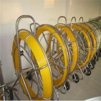 Quality chnese 200 Meter to 350 Meter Fiber Glass Duct Rodder for sale