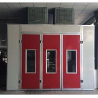 China Economical Paint Booth Parts 380V 50HZ Infrared Spray Booths CE Approved on sale