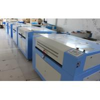 Quality Linear Guide Rail CO2 Laser Engraving Machine For Leather / Paper / Plastic / Acrylic for sale