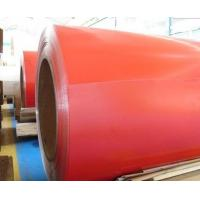 Buy JIS, CGCC Mechanical, Electrical Equipment Prepainted Color Steel Coil / Coils / Sheet at wholesale prices