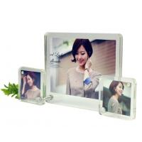 Quality acrylic easel photo frame for sale