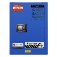 ZOYET Safety Acid Corrosive Storage Cabinets With Touch Screen For Chemical Liquid12 gallon 45litre
