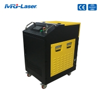 Quality Portable 120W Laser Metal Cleaning Machine  With Air Cooling for sale