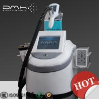 China Mini Lipo Laser Slimming Machine , 8'' Color Touch Screen Cavitation RF Vacuum Machine for sale