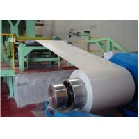 Quality 40 - 275 g/m2 Zinc Coating 700 -1250mm Width EN 10169 DX51D+Z Color Coated Steel Coil for sale