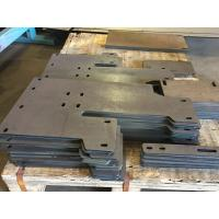 Buy Laser cutting bending Stainless steel Heavy duty mild steel laser cutting parts at wholesale prices