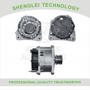 Quality 028903028E Volkswagen Car Alternator 12V 120A Aluminum Material Made for sale