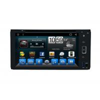 Quality Octa Core Indash Navigator Double Din Car DVD Player 6.95 Inch For Universal for sale