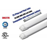 Commercial 6000k T8 Led Replacement Bulbs, Shop Led Fluorescent Tube Lights for sale
