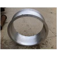 Quality Aluminium Aluminum 2124 Alloy (UNS A92124)Forging Forged Rings Rolled Rings Sleeves bushes for sale