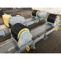 Quality Heavy Duty Pipe Welding Rotator Pipe Welding Stand For Industry Pipe Turning for sale