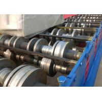 Buy Sheet Floor Deck Roll Froming Machine Structural Concrete 11.5mx1.4mx1.4m Size at wholesale prices