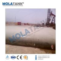 Large capacity 500000 liter, 100000 liter PVC flexible frac water storage tanks for sale