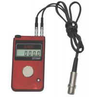 Quality Handheld Digital Ultrasonic Thickness Gauge  wholesales 0.1mm Resolution For Measuring Steel Wall for sale