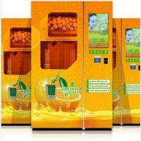 China Fresh juice vending machine price on sale