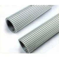 Quality 6063 Aluminum Heatsink Extrusion Profiles Shape Customized For LED Lighting for sale