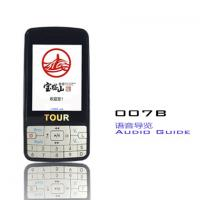 Quality Black Audio Tour Equipment , 007B Automatic Induction Tour Guide System Equipment for sale