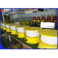 Quality LED Aircraft Warning Obstruction Light For Civil Airports / Buildings for sale