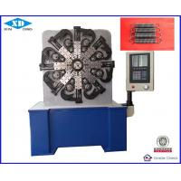 Quality Multi - functional CNC Spring Forming Machine , Wire Diameter 1.80 - 3.50mm for sale