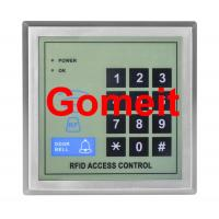 China One Door EM Card Standalone RFID Access Control 500 Users Capacity  ABS Materials on sale