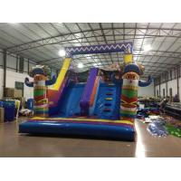 Quality Classic Inflatanle Indian Obstacle Course Two Parts Inflatable Obstacle Course Outdoor Inflatable Sport Games For Sale for sale