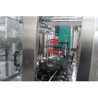 Quality New Type Zhangjiagang City fruit juice full automatic hot filling machine for sale