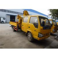Quality ISUZU XCMG 3ton truck mounted crane for sale