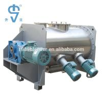Horizontal Ploughshear Mixer For Animal Feed / Cement Plants / Fly Ash Plant for sale