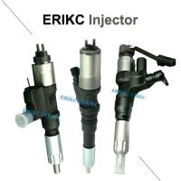 Quality ERIKC denso 095000-5921 injector toyota common rail auto part 095000-5920 095000-59219X  23670-09070 23670-0L020 for sale