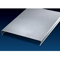 Quality Fashionable  Aluminum Ceiling Tiles 150mm C-Shape  Excellent Extensibility On Visual Space for sale
