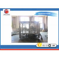 Quality Automatic Juice Filling Machine , Electric Beverage Filling Line PLC + Touch Screen for sale