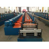 Buy Storage rack warehouse rack box beam upright roll forming machine at wholesale prices