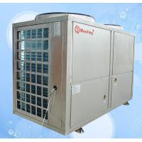 European Standard Electric Air Source Heat Pump Low Temperature Work For Greenhouse Heating
