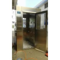Buy GMP Pharmaceutical Mobile Air Shower Class 100 Clean Room Environments 380V 60HZ at wholesale prices