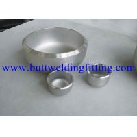 Quality Stainless Steel End Caps A403 WP304L / TP316L / WP321 / WP310 Sch40s To Sch80s for sale