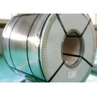 Buy Champagne Gold Cold Rolled Stainless Steel Coil With 2B / BA Surface Finish at wholesale prices