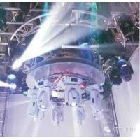 Quality Size Customized Rotating Stage Platform Rotation Truss Explosion Proof  For Party for sale