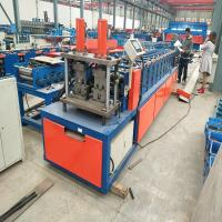 Automatic Arch Sheet Roll Forming Machine For Purlin / Thick Building Material for sale