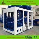 Quality QT4-25 concrete block machine concrete block making machine for sale