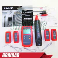 Buy Multi Function Network Cable Finder UT681A With 2.0 *  LCD RJ - 45 Test Port at wholesale prices