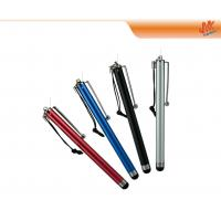 Buy High quality Capacitive stylus touch pen, aluminium stylus pen for iPhone 4S at wholesale prices