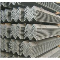 Quality Q235B Q345B SS400 Hot rolled Steel Angle for sale