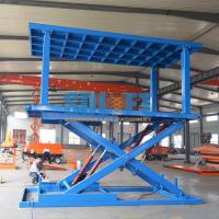 Quality Car Elevator Lift Price Double Deck Car Parking System With CE for sale