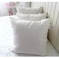China Cotton Wholesale Washable Duck Feather Cushion Inserts for Decorative Sofa Cushions on sale